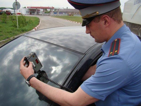 В Ставрополье за 9 дней растонировали 4 500 машин