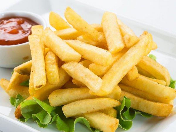Картофель-фри может привести к смерти – Ученые