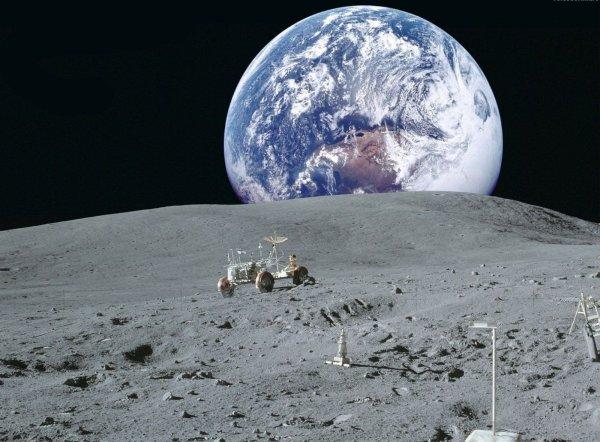 Ученые: Лунная пыль убьет первых колонизаторов спутника Земли