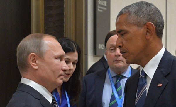 Путин рассказал о полезном диалоге с Обамой