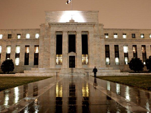 ФРС США подняла базовую ставку на 0,25 п.п.