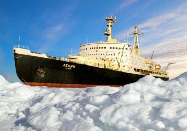 Владимир Путин заявил о продолжении строительства атомных ледоколов
