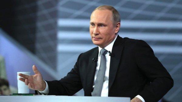 Путин: Надеемся, что Киев будет выполнять Минские соглашения
