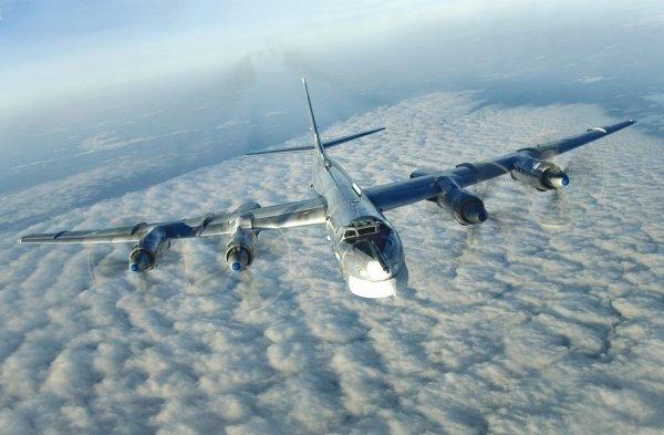 В Минобороне РФ подтвердили полет Ту-160 над Прибалтийскими странами