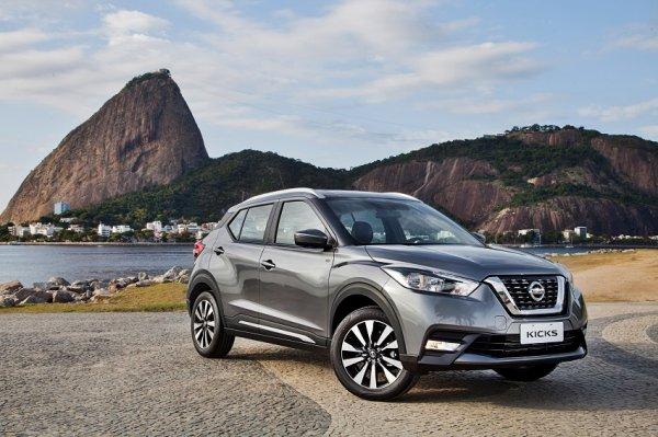 В Китае стартовала сборка нового кроссовера Nissan Kicks