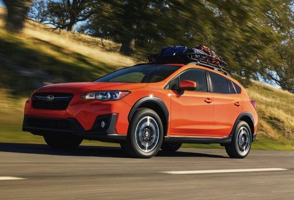 В Северной Америке начинаются продажи Subaru Crosstrek нового поколения