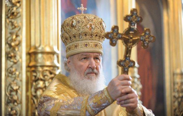 Патриарх Кирилл заявил, что некоторые священники хотят расколоть Церковь