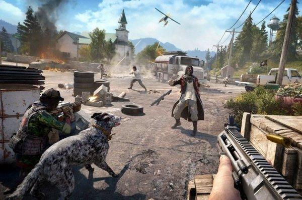 В Far Cry 5 животные смогут заниматься сексом