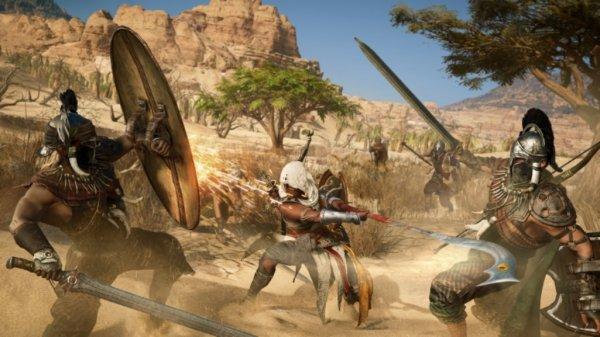 Коллекционное издание Assassin's Creed: Origins получило стоимость $  800