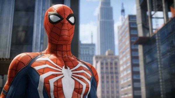 В Spider-Man пользователи смогут переодевать главного персонажа