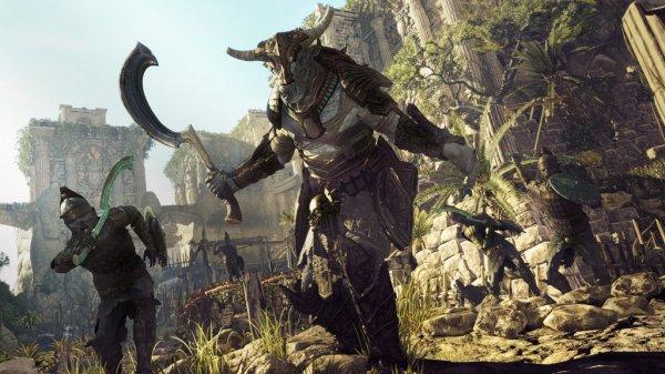 Разработчики продемонстрировали геймплей экшена Strange Brigade