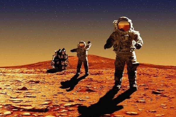 Ученые предрекают неминуемую гибель колонизаторам Марса