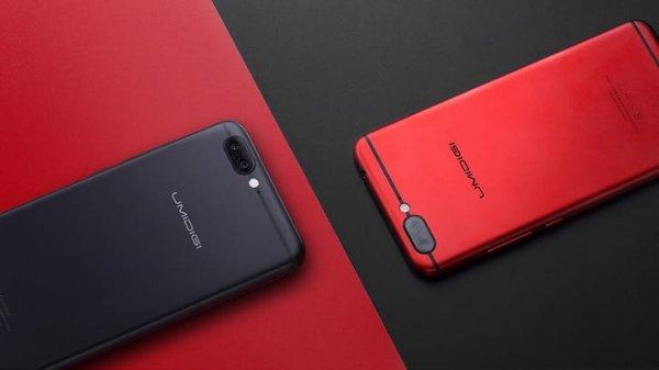 Смартфон UMIDIGI Z PRO составит конкуренцию iPhone 7+