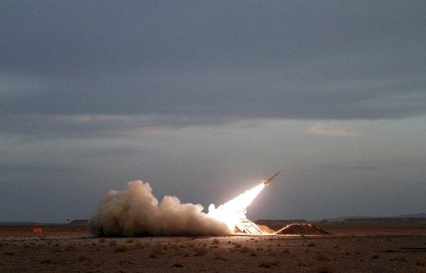 Иран ракетным ударом поразил позиции террористов в Сирии