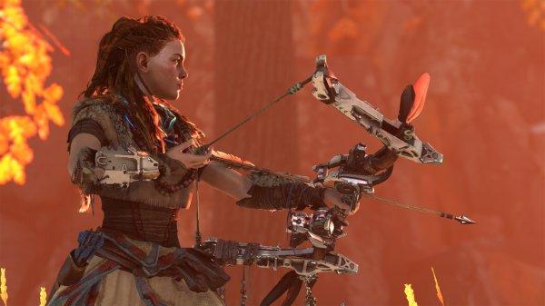 Microsoft создаст игру по мотивам Horizon Zero Dawn