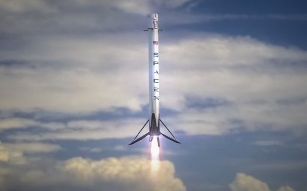 SpaceX вскоре запустит две ракеты Falcon 9
