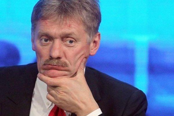 Песков прокомментировал санкции ЕС против Крыма