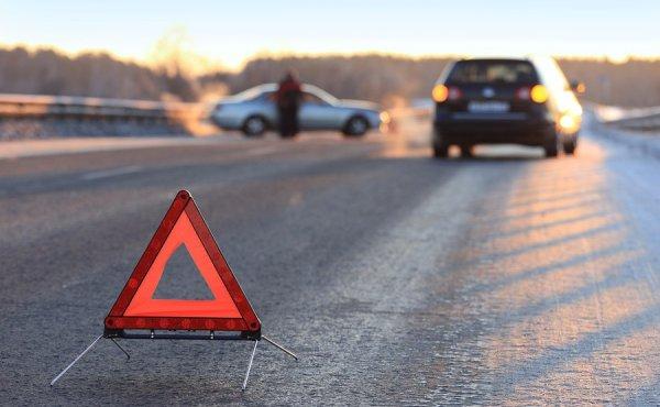 В Борисоглебском районе в результате аварии погибли два человека