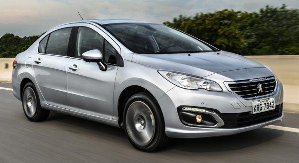 Названы рублёвые цены на новый Peugeot 408