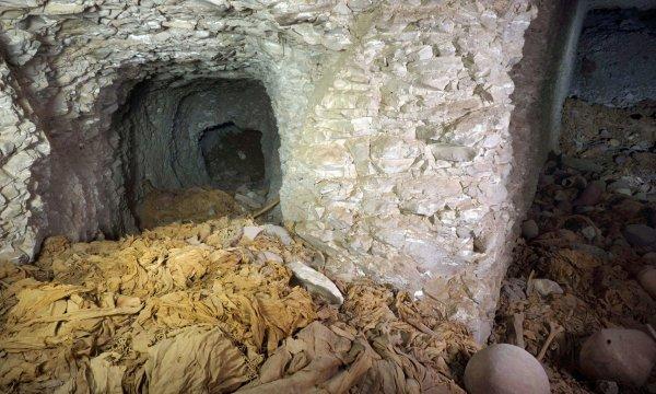 В Судане раскопали гробницу золотоискателей