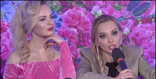 Дом-2: Харитонова и Варвина подрались в прямом эфире