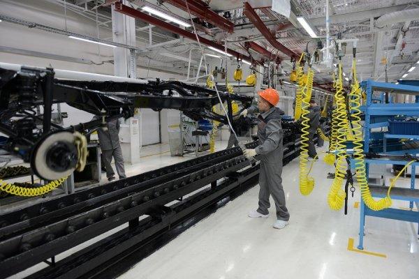 """""""УАЗ"""" развивает систему повышения качества своих продуктов"""