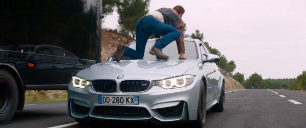 BMW предоставит автомобили для фильма «Овердрайв» со Скоттом Иствудом