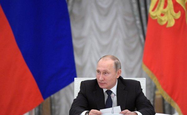 Путин: Наука должна помочь экономике страны стать мировым лидером