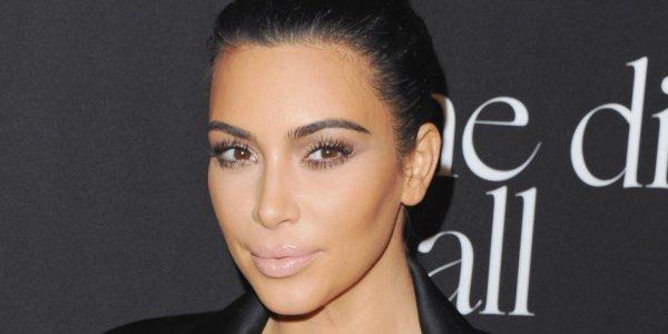 Ким Кардашьян заявила, что целлюлит на ее фото с отдыха нарисовали хейтеры