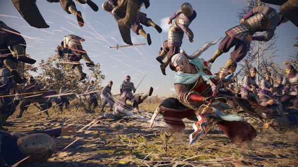 К Dynasty Warriors 9 появился первый официальный трейлер
