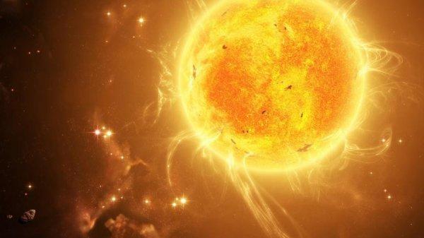 Ученые смогли объяснить формирование спикул на Солнце