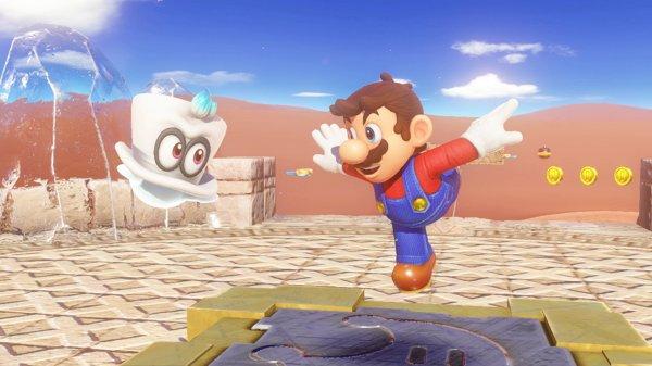 Nintendo развеяла слухи о новой части Mario