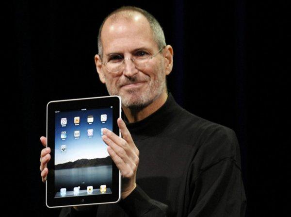 Стив Джобс сделал iPad из-за ненависти к руководителю Microsoft