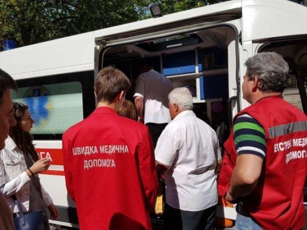 Вице-спикера Верховной Рады, объявившей голодовку, госпитализировали