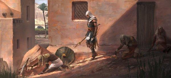 Ubisoft раскрыла подробности про Assassin's Creed: Origins