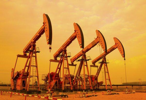 Цена за баррель нефти марки Brent поднялась выше 46 долларов