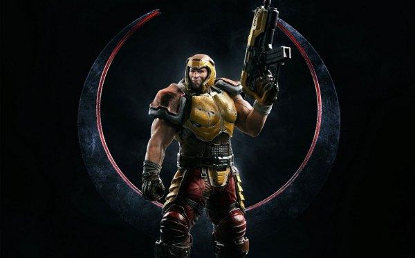 Quake Champions будет распространяться через Steam