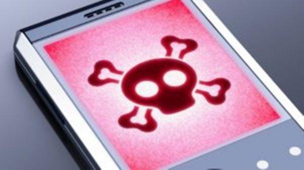 За два года в 10 раз выросло количество вирусов для гаджетов