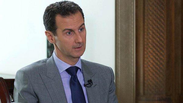 Башар Асад прибыл на российскую авиабазу Хмеймим в Сирии