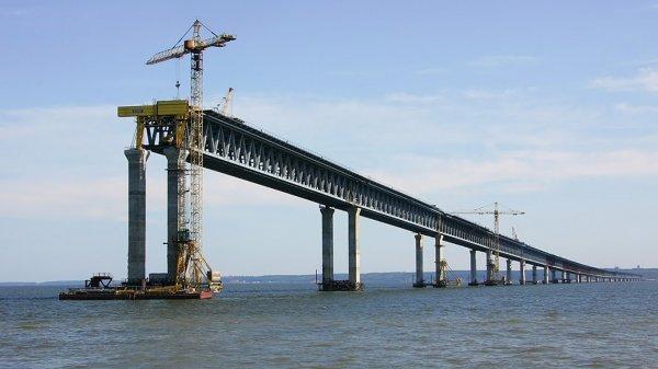 Украина доверит решение вопроса с Керченским мостом NASA