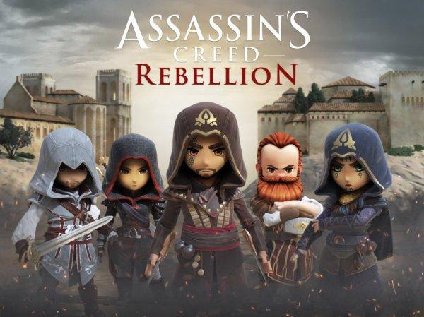 Ubisoft выпустит мобильную версию Assassin's Creed
