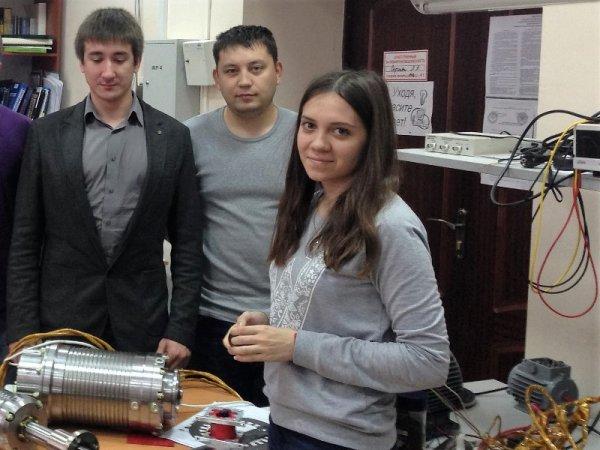 В Уфе изобрели суперскоростной микродвигатель