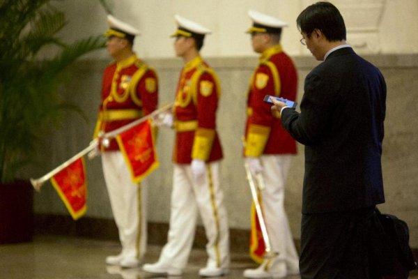 Через три года китайцы будут тратить 56 млрд долларов на мобильные приложения
