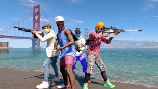 В Watch Dogs 2 появится командный режим для четверых игроков