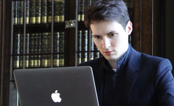 Дуров: Telegram не отдаст правительству России ни байта личных данных