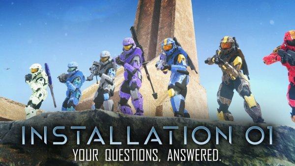 В Microsoft одобрили разработку фанатской игры по мотивам Halo