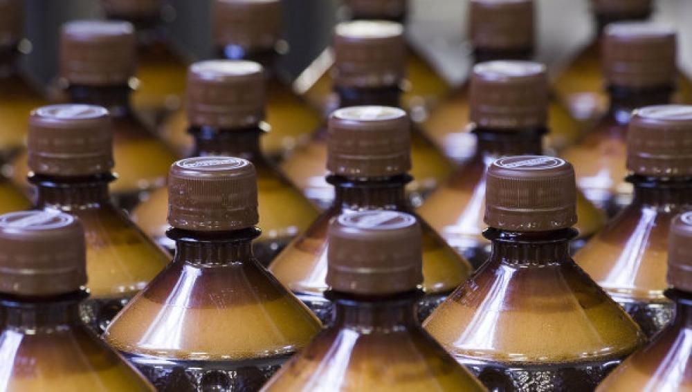 Пиво вполуторалитровых пластиковых бутылках запретили торговать с1июля