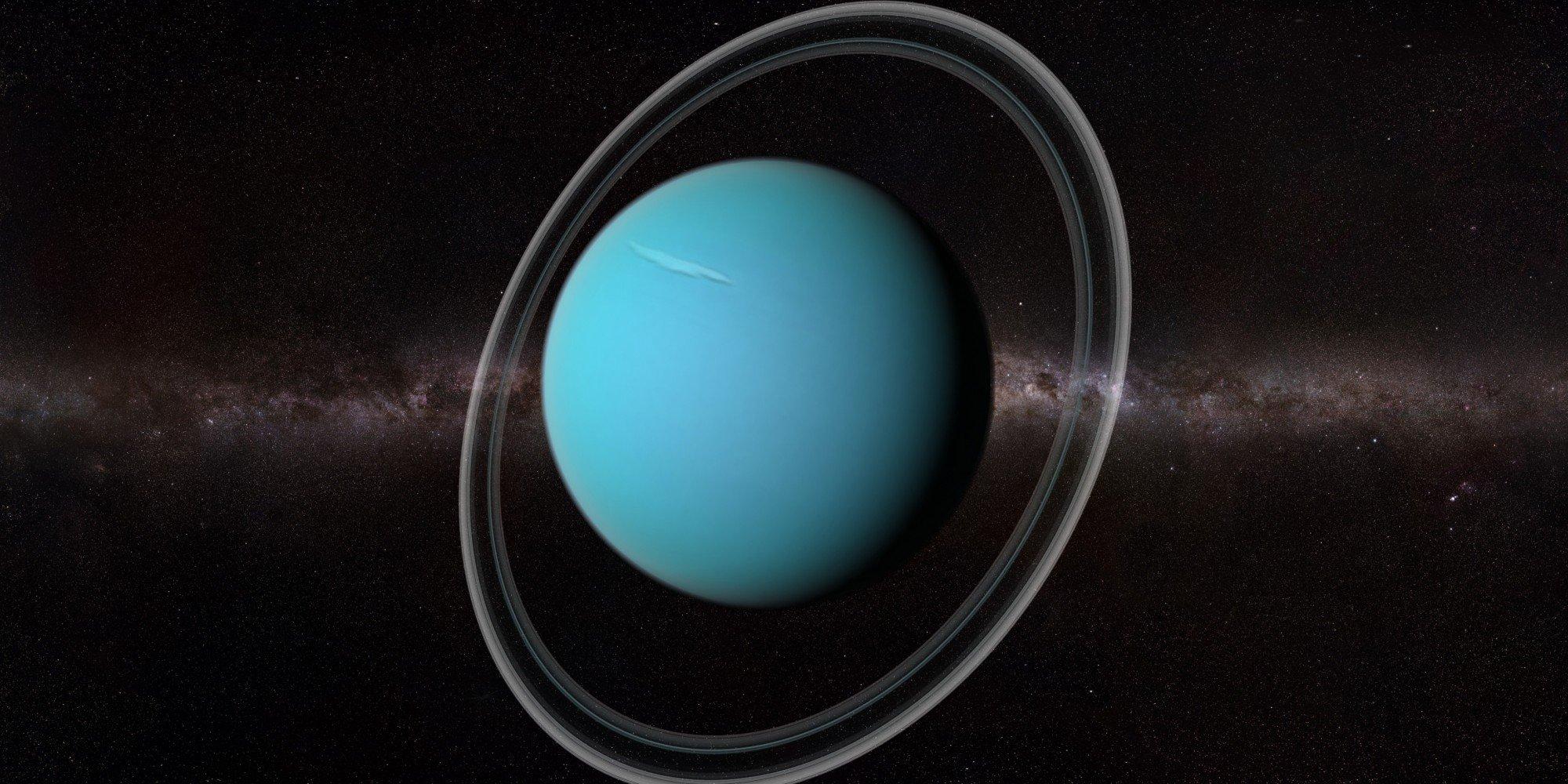 Загадки космоса: ученые открыли новые свойства планеты Уран