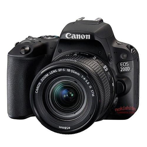 Canon представила зеркальную камеру EOS 6D MarkII