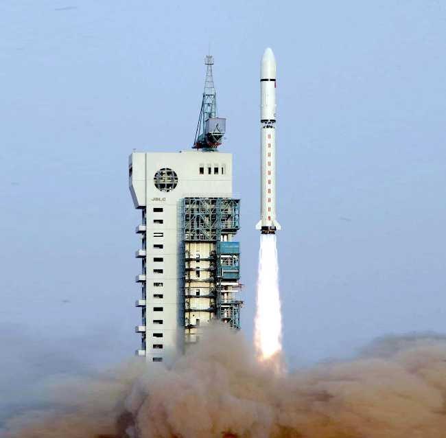 КНР планирует запустить экологически чистую ракету-носитель